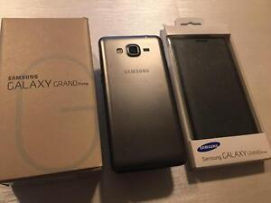 Samsung Galaxy Grand Prime 8GB Black - UNLOCKED - 10/10 - FREE CASE - Guaranteed Activation + No Blacklist
