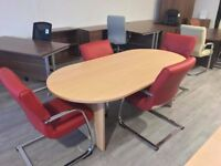 Boardroom executive office tables