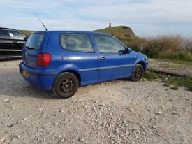 Volkswagen Polo 6n2 1.0 L Surf Blue