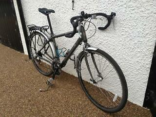"Touring bicycle, Hardly used, 19"" frame (small-med), Edinburgh bicycle, ""Country"" Superb condition"