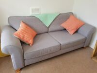 DFS 3 seater sofa, great condition for sale