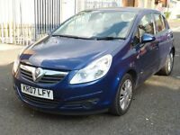 VAUXHALL CORSA CLUB A/C *VERY GOOD EXAMPLE* 12 MONTHS M.O.T