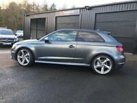 Audi A3 2,0 tdi S LINE BLACK EDTION STYING! diesel