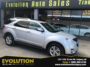 2012 Chevrolet Equinox LTZ AWD BACKUP CAMERA REDUCED
