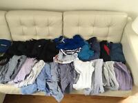 HUGE bundle of men's clothes - top brands