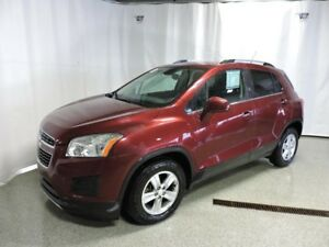 2013 CHEVROLET TRAX FWD LT CROSSOVER AUTO,AIR,GR.ELEC,BLUETOOTH
