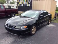 1999 Pontiac Grand Prix GT AS TRADED SPECIAL