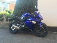 Yamaha YZF R125 2010 Not RS125 RS4 125 RC125 RS3 CBR