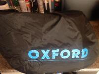 Oxford soft panniers