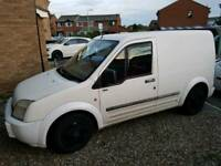 Ford transit connect van. Swaps for 4x4 if possible.