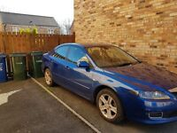Mazda 6 £425 *cheep car* needs some work hence the price. Automatic
