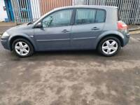 2007 RENAULT  MEGANE 1.4** 12 MONTHS MOT NO ADVISORY**CHEAP ON INSURANCE & ROAD TAX