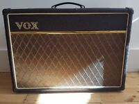 VOX AC15 (Wharfdale speaker) Amplifier For Sale