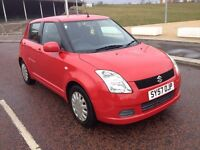 (57) Suzki Swift gl 1.3 , mot - March 2017 , service history , 2 owners,fiesta ,clio,corsa,207