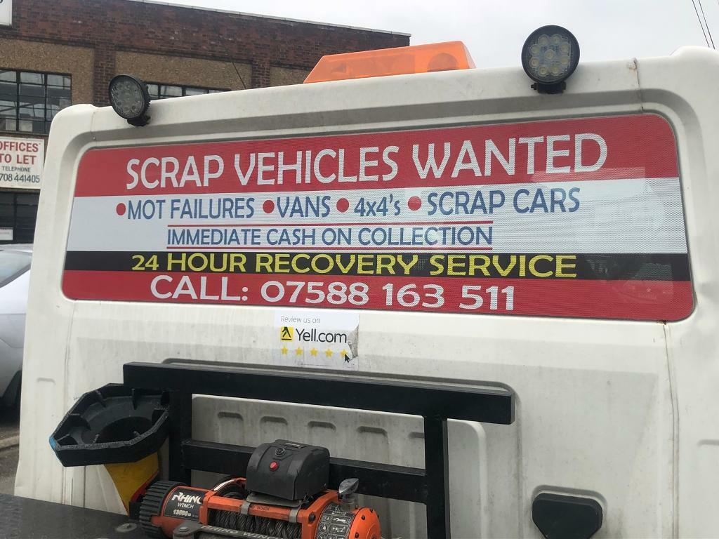Scrap cars wanted scrap my car Romford sell ur car top prices paid ...