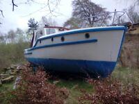 Boat Diesel Cruiser for sale. Colvic Northerner 27ft / 8.2m.