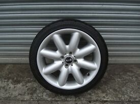 "17"" MINI COOPER ALLOY"