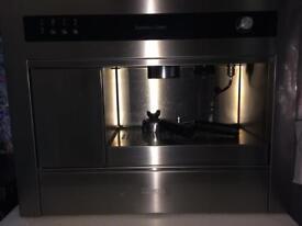 Built in coffee machine espresso maker