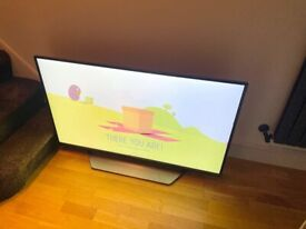"""LG 49"""" 4K ULTRA HD SMART TV, BOUGHT FROM JOHN LEWIS,MAGIC REMOTE,FULL WORKING,NO OFFERS,CAN DELIVER"""