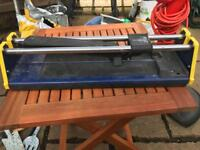 Tile cutter only £5!