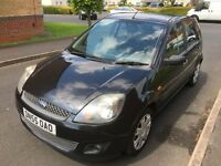 Ford Fiesta Style Tdci 1.4 Diesel 12 Months MOT HPI Clear 5dr Year 2006
