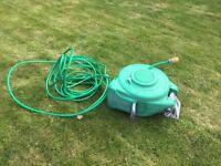 Hozelock 10m+ retractable hose