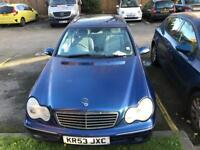 Mercedes C180 avantegarde estate (gearbox/transmission issues)