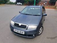 SKODA FABIA 1.9ltr_5dr TDI (DIESEL) Estate *** MOTED - BARGAIN - FREE DELIVERY ***