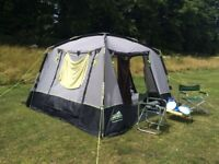 Khyam Motordome Classic Awning - Reduced for quick sale/was £399