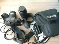 Great bargain: entire Olympus digital set. Inclusive of all accessories