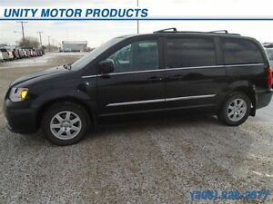 2012 Chrysler Town & Country Touring-