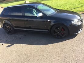 Price drop!Audi A3 sportback genuine sline 2L tdi £2850