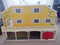 vintage lundby dolls house