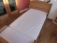 ex-IKEA Child's Chest of Drawers and Cabin bed