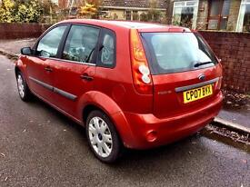 😀 2007 Ford Fiesta Style / 30k Genuine Miles / Full service history / 2 Owners / 5 door