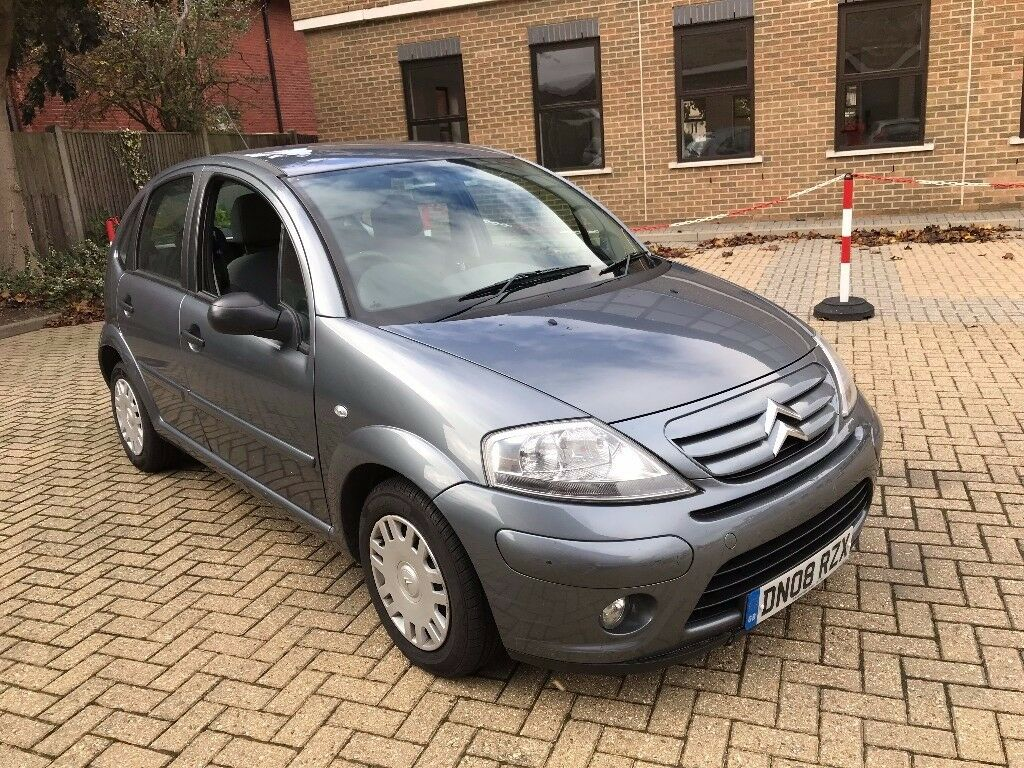 2008 citroen c3 1 4 hdi rhythm diesel manual 5 seat 1 owner full service long mot n c2 c1 aygo. Black Bedroom Furniture Sets. Home Design Ideas