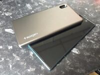 Sony Xperia Z5 Green 32GB Unlocked with 2 protection glasses and Spiegen case