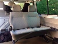 VW T4 Rear folding bench / seat - Inca Pattern