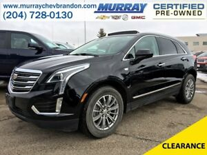 2017 Cadillac XT5 Luxury AWD *Blind Side* *Wifi* *Backup Cam* *H