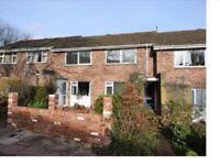 2 bedroom flat to rent in quiet location on outskirts of exeter