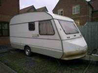 Cheapest 5 Berth Retro Caravan - Clean & Tidy & Dry!