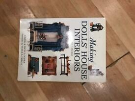 Dolls house book vgc £5