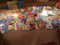 Huge Collection of Children's Books