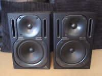 Behringer Truth B2030A powered monitors / speakers.
