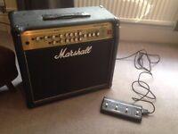 Marshall AVT100 valvestate 2000 guitar amp