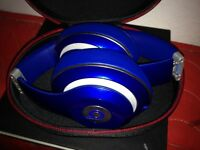 Original Beats by Dr. Dre Headphones, Studio2.0 , with case, City centre.