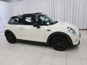 2018 MINI Cooper 3 Door TURBO SIGNATURE EDITION w/ NAVIGATION, B