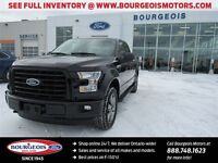 2016 Ford F-150 XLT 4X4 SUPERCAB REMOTE START NEW 302A