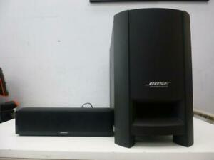 Bose CineMate GS Series Speaker System - We Buy And Sell New And Used Sound Systems At Cash Pawn! - 118233 - MY523417