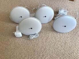 BT Whole Home WiFi Quad Bundle
